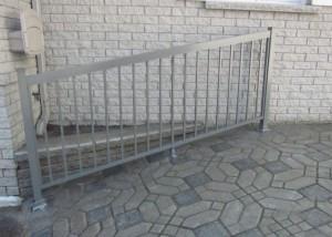 Rampe en aluminium33